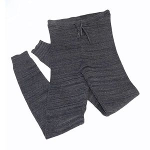 Aerie Waffle Knit Jogger Leggings Small